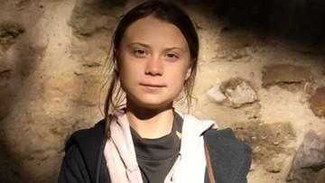 Greta Thunberg apeluje do Siemensa. Chodzi o kopalnię węgla