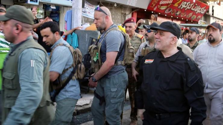 Wojsko kontynuuje walkę z Państwem Islamskim w Mosulu mimo, że ogłoszono wyzwolenie miasta