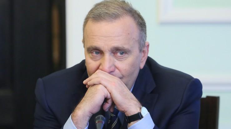 Schetyna: prokuratura powinna zająć się sprawą Berczyńskiego