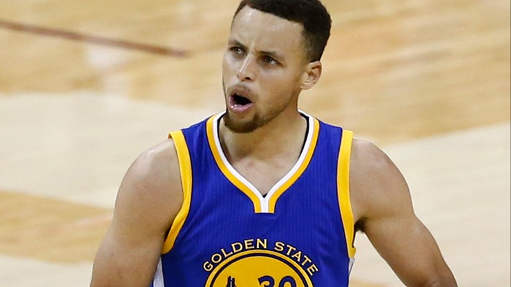 """Stephen Curry """"show"""" - rekord gwiazdy Golden State"""