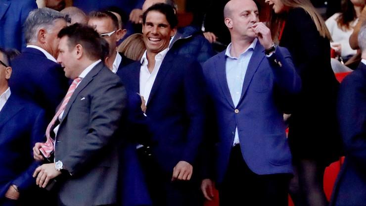 """Nadal podpadł kibicom Realu Madryt! """"Zdrajca, znieważył nasze barwy"""""""