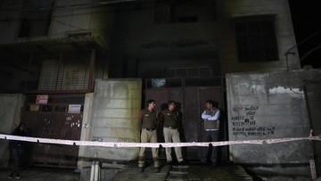 Pożar w fabryce fajerwerków w Indiach. Nie żyje co najmniej 17 osób