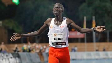 Rekordowe biegi Joshuy Cheptegei i Letesenbety Gidey