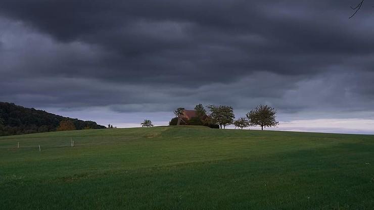IMGW: ostrzeżenie przed burzami dla 9 województw