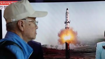 """Pocisk wystrzelony przez Koreę Płn. to rakieta nowego typu. """"Z łatwością dosięga USA"""""""