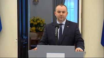 """""""Prezydent apeluje o merytoryczną rozmowę, a nie emocjonalną debatę"""". Mucha ws. projektu ustawy o SN"""