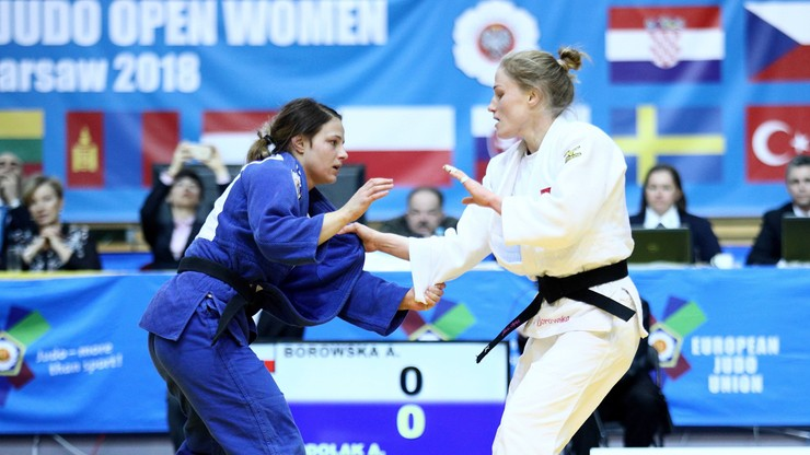 Grand Slam w judo: Piętnastu Polaków na liście startowej