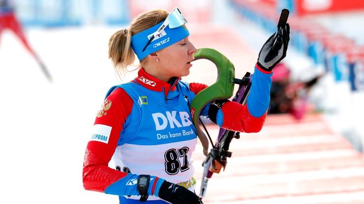 Triumf Rosjan w pokazowych zawodach biathlonowych w Ruhpolding