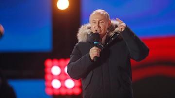 Putin wygrywa wybory prezydenckie z rekordowym poparciem. Zapowiada zmiany w rządzie