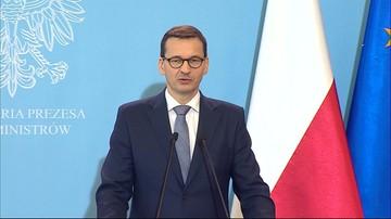 Premier: chcemy jak najszybciej procedować projekt ustawy ws. 500 zł dla niepełnosprawnych