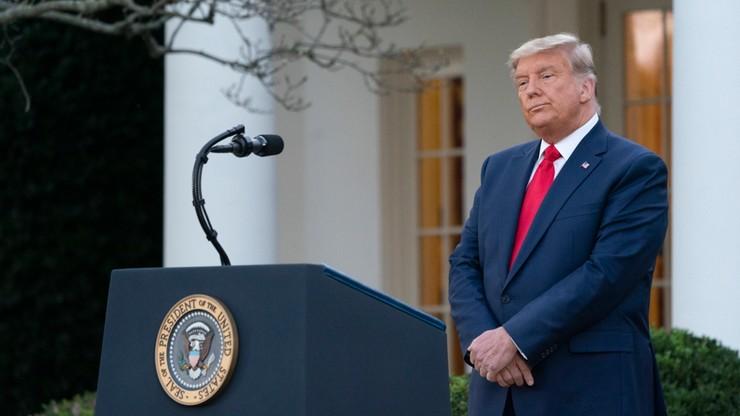 Media: Trump chce zaostrzyć kurs wobec Chin