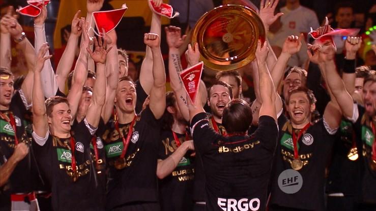 EHF Euro 2016: Sensacja! Hiszpania rozbita, Niemcy mistrzami Europy!
