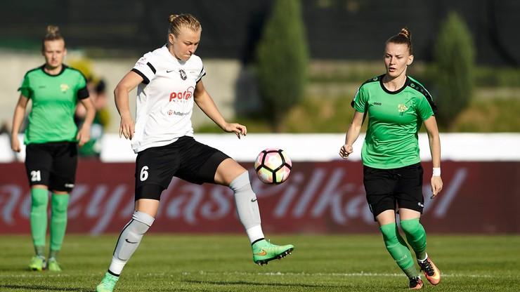 Piłkarska ekstraliga kobiet: Hit dla Górnika Łęczna