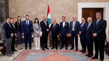 Poseł Kukiz'15 pod lupą ABW. Spotkał się z przedstawicielami Hezbollahu i przywódcą Syrii