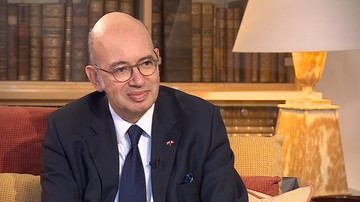 """""""Byłem zszokowany tą wypowiedzią"""". Ambasador Levy o słowach Czaputowicza na temat Francji"""