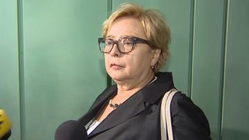 Rozmowa premiera z prof. Gersdorf dotyczyła reformy sądownictwa
