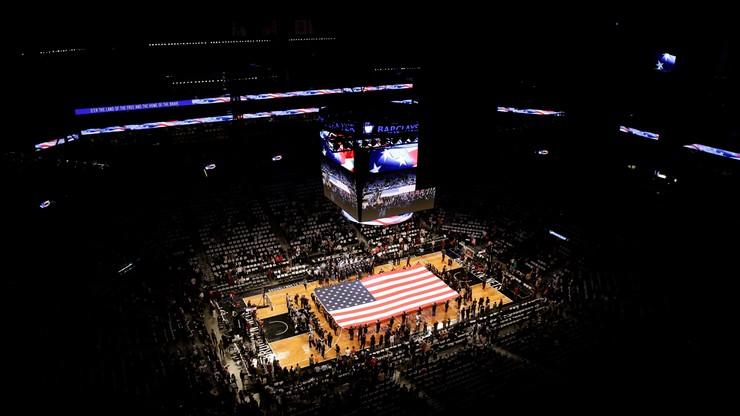 NBA apeluje do wszystkich drużyn o granie hymnu amerykańskiego