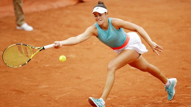 French Open: Jennifer Brady przegrała z duńską kwalifikantką