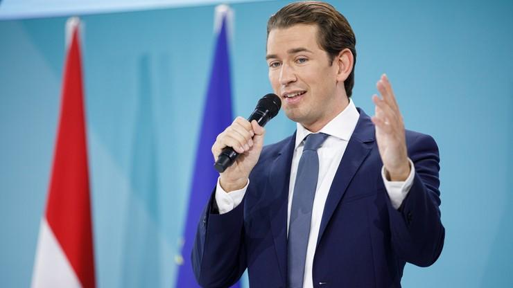 """Wybory w Austrii. Zwycięstwo partii Kurza. """"Nie da się pominąć go przy rządzeniu"""""""