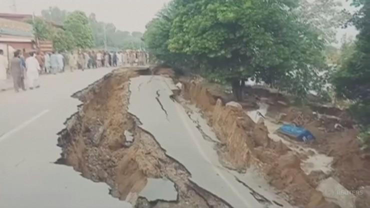 Kaszmir: liczba ofiar śmiertelnych trzęsienia ziemi wzrosła do 19. Ponad 300 rannych