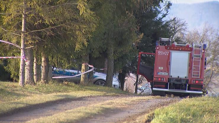 Zabójstwo w Stryszowie. Dwaj podejrzani zatrzymani w Holandii