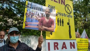 Irański sportowiec został stracony. Apele Donalda Trumpa i szefa UFC nie pomogły