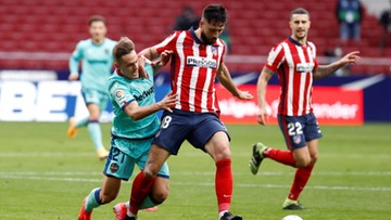 Druga ligowa porażka Atletico Madryt w tym sezonie
