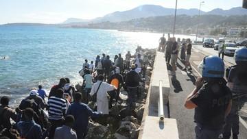 Włochy: setki migrantów koczują w Rzymie, Mediolanie, Como i Ventimiglii