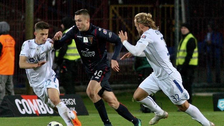 Piłkarz Pogoni Szczecin na testach w Cagliari