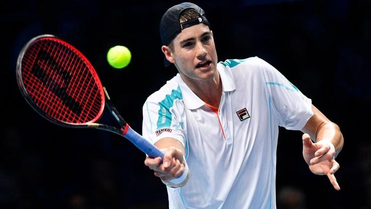 ATP w Nowym Jorku: Szybki mecz Isnera