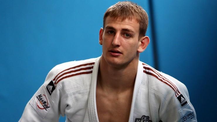 MŚ w judo: Piotr Kuczera przegrał z liderem rankingu