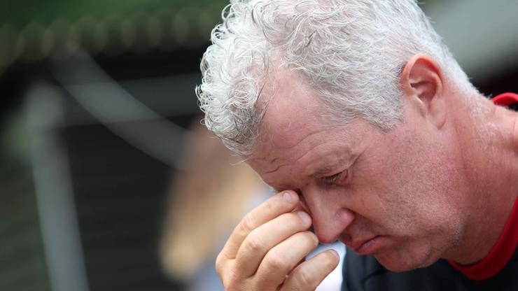 Pierwsze słowa Heynena po zwolnieniu z Perugii. Mocny apel trenera