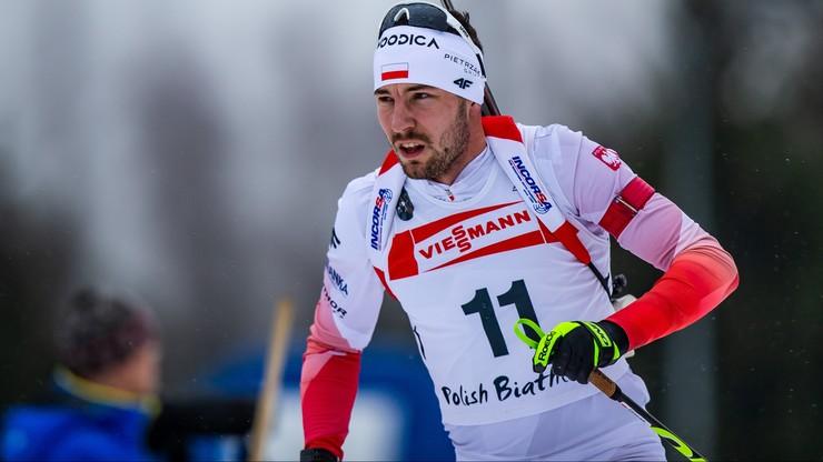 PŚ w biathlonie: Boe znów wygrał w Canmore. Guzik z punktami
