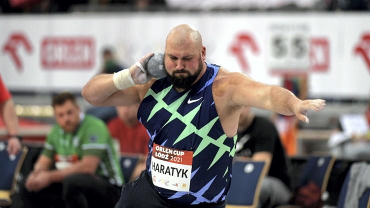 Michał Haratyk z drugim wynikiem na świecie podczas Orlen Cup!