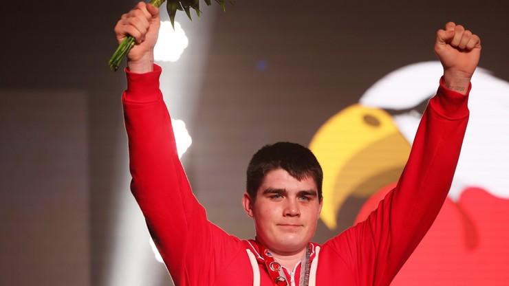 Jakub Straszewski młodzieżowym wicemistrzem świata w boksie