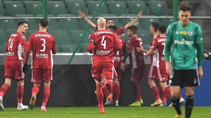 Fortuna Puchar Polski: Niespodzianka w Warszawie! Piast wyeliminował Legię i uzupełnił grono półfinalistów