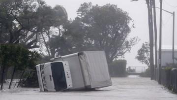 Huragan Irma słabnie. Maksymalna prędkość wiatru zmniejszyła się do 135 km/h