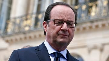 Hollande odrzuca apele o zaostrzenie prawa antyterrorystycznego