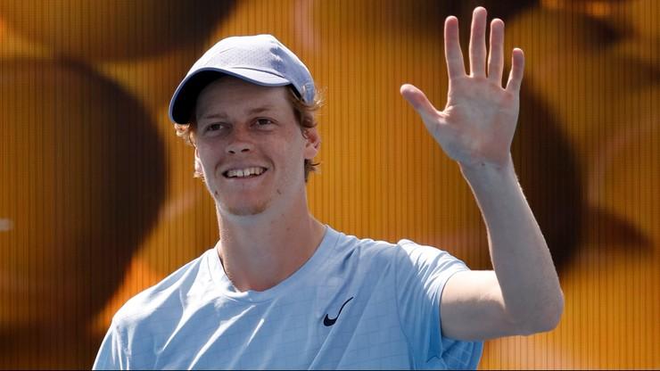 ATP w Miami: Kim jest Jannik Sinner?