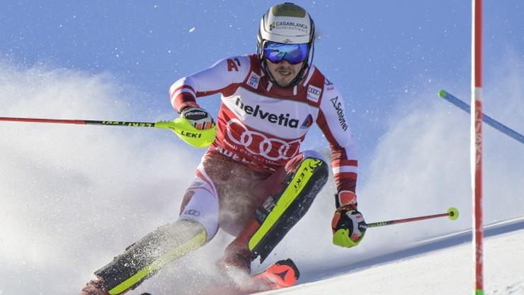 Alpejski PŚ: Pierwsza wygrana Austriaka Manuela Fellera