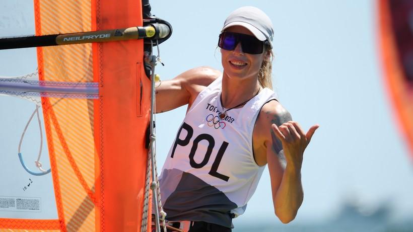 Tokio 2020: Zofia Noceti-Klepacka wystąpi w wyścigu medalowym