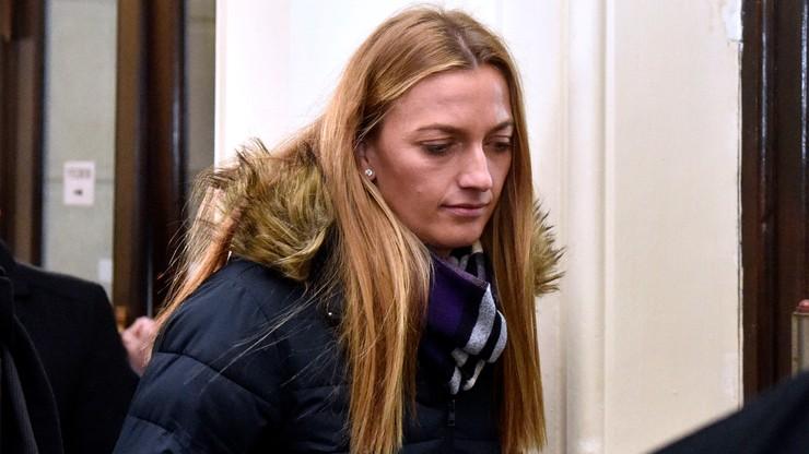 Wyższa kara dla przestępcy, który zranił Kvitovą