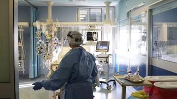 Cztery choroby, z którymi zakażeni koronawirusem częściej trafiają do szpitala