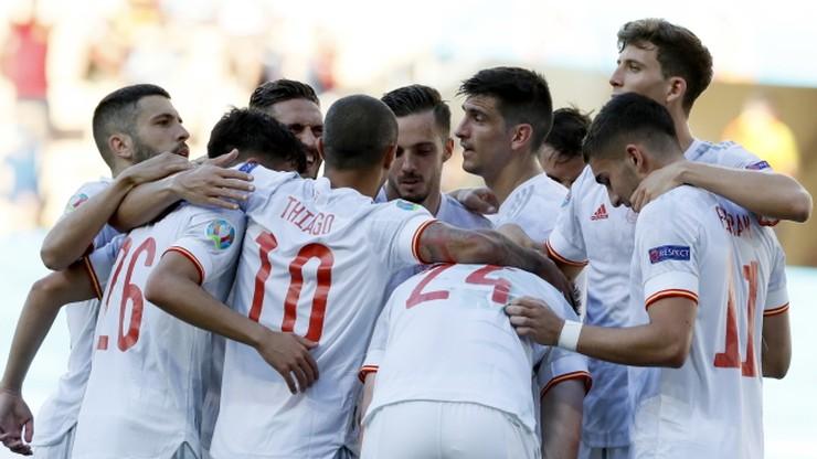 Euro 2020: Słowacja - Hiszpania. Wielki triumf Hiszpanii!