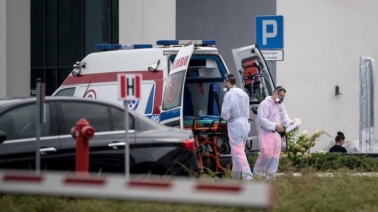 Koronawirus w dwóch jednostkach pogotowia ratunkowego we Wrocławiu