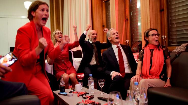 """Norwegia. Partii Pracy wygrała wybory parlamentarne. """"Chcemy bardziej sprawiedliwego kraju"""""""