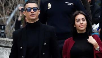 Cristiano Ronaldo skazany na więzienie w zawieszeniu i 18,8 mln euro grzywny