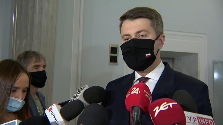 Müller o zmianach w ustawie medialnej: mamy prawo wprowadzać regulacje, które uznamy za stosowne