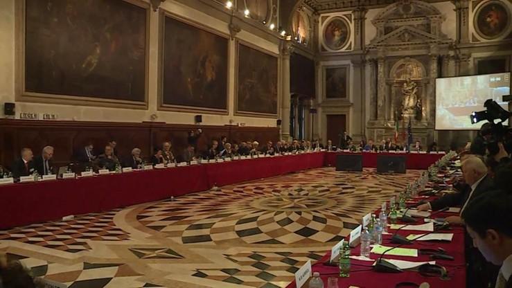 Podkomisja Komisji Weneckiej omówiła projekt opinii o TK. Bez delegacji z Polski