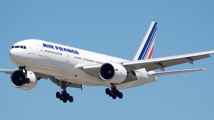 Samolot Air France lądował awaryjnie w Irkucku